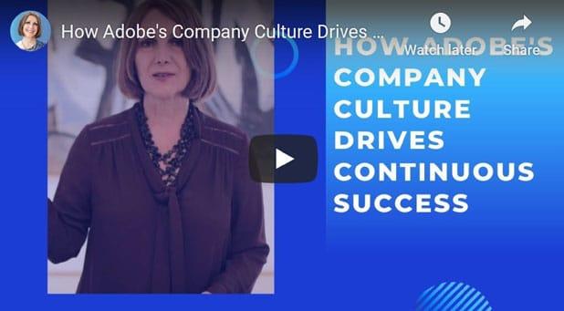 Culture of continuous success