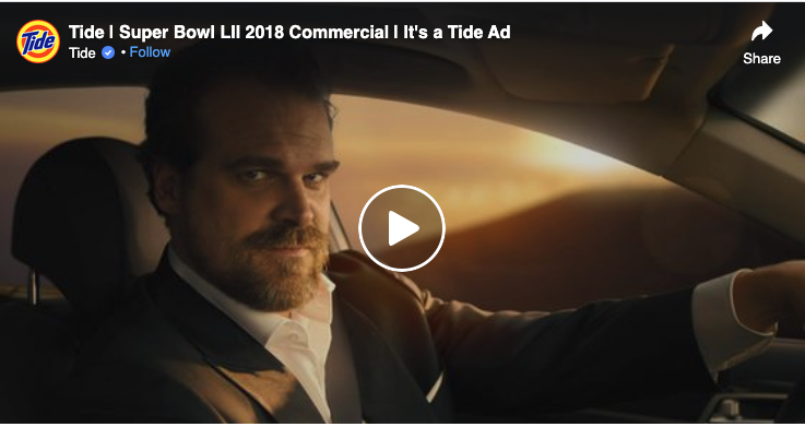 An example of a video ad