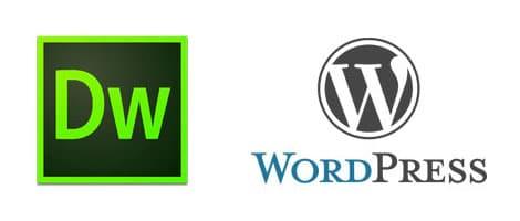Dreamweaver-vs-wordpress