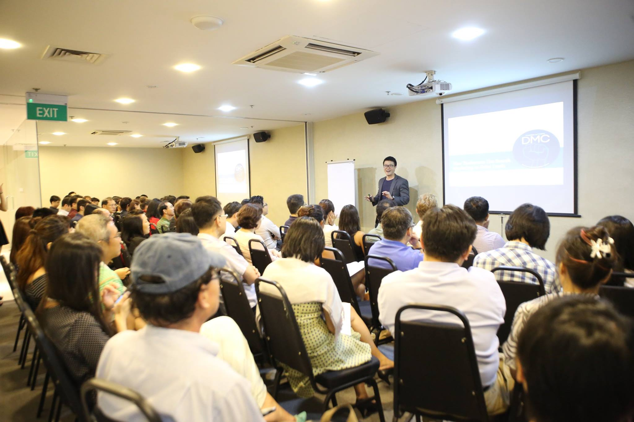 Digital Marketing Sharing and Networking Session