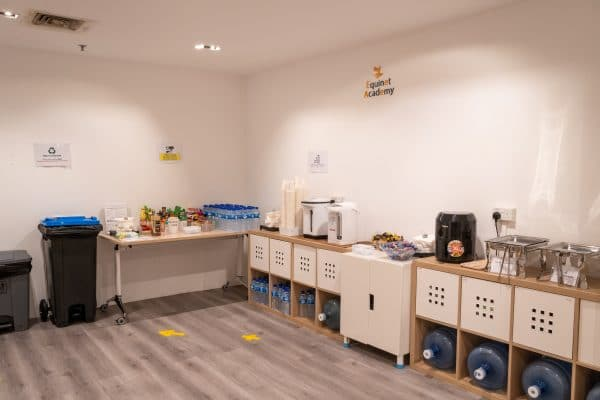 Pantry & Networking Space