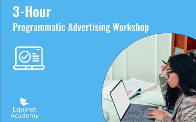 Introductory Workshop to Programmatic Advertising