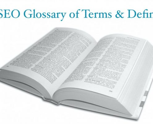 A-Z SEO Glossary of Terms and Definition