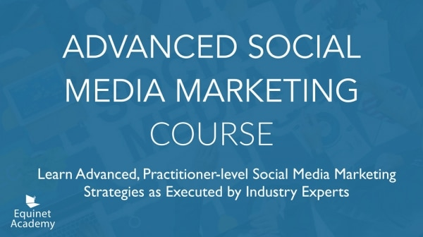 Advanced SMM Course Cover