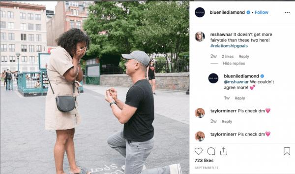 Blue-Nile-Instagram-Post-Response