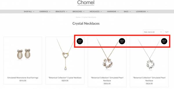 Chomel-sense-of-urgency-sold-out