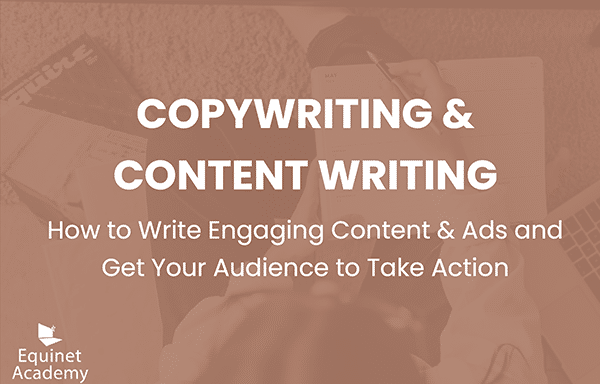 Copywriting and Content Writing Course Cover