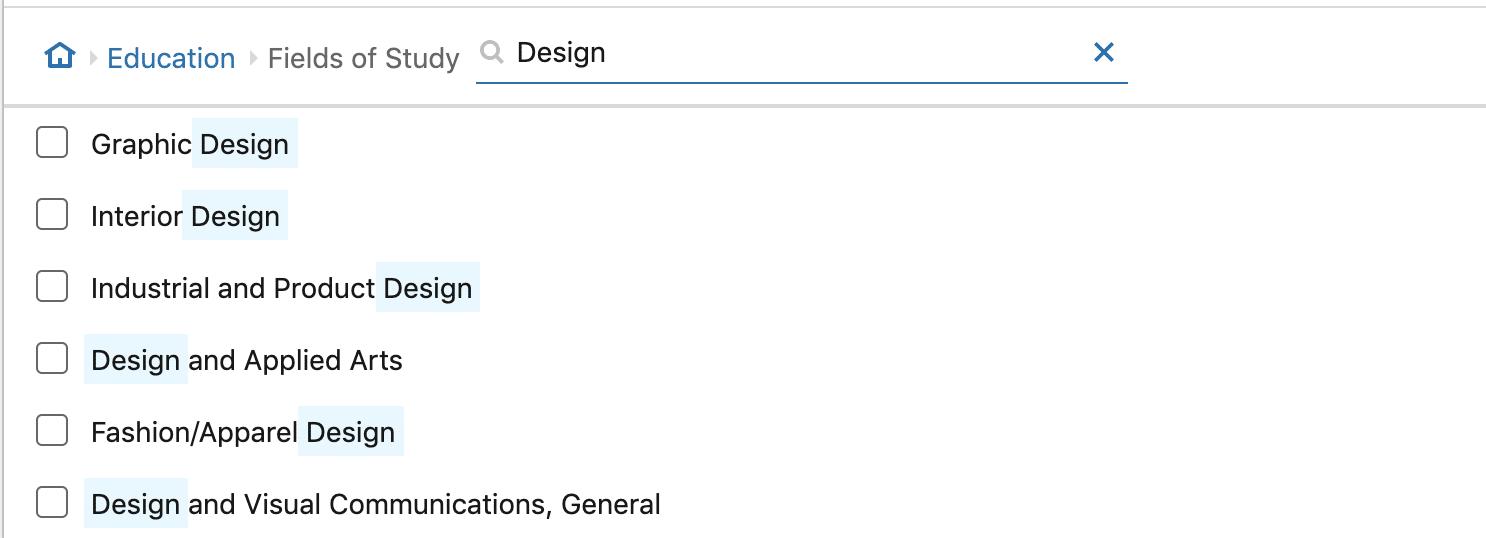 linkedin ads design example