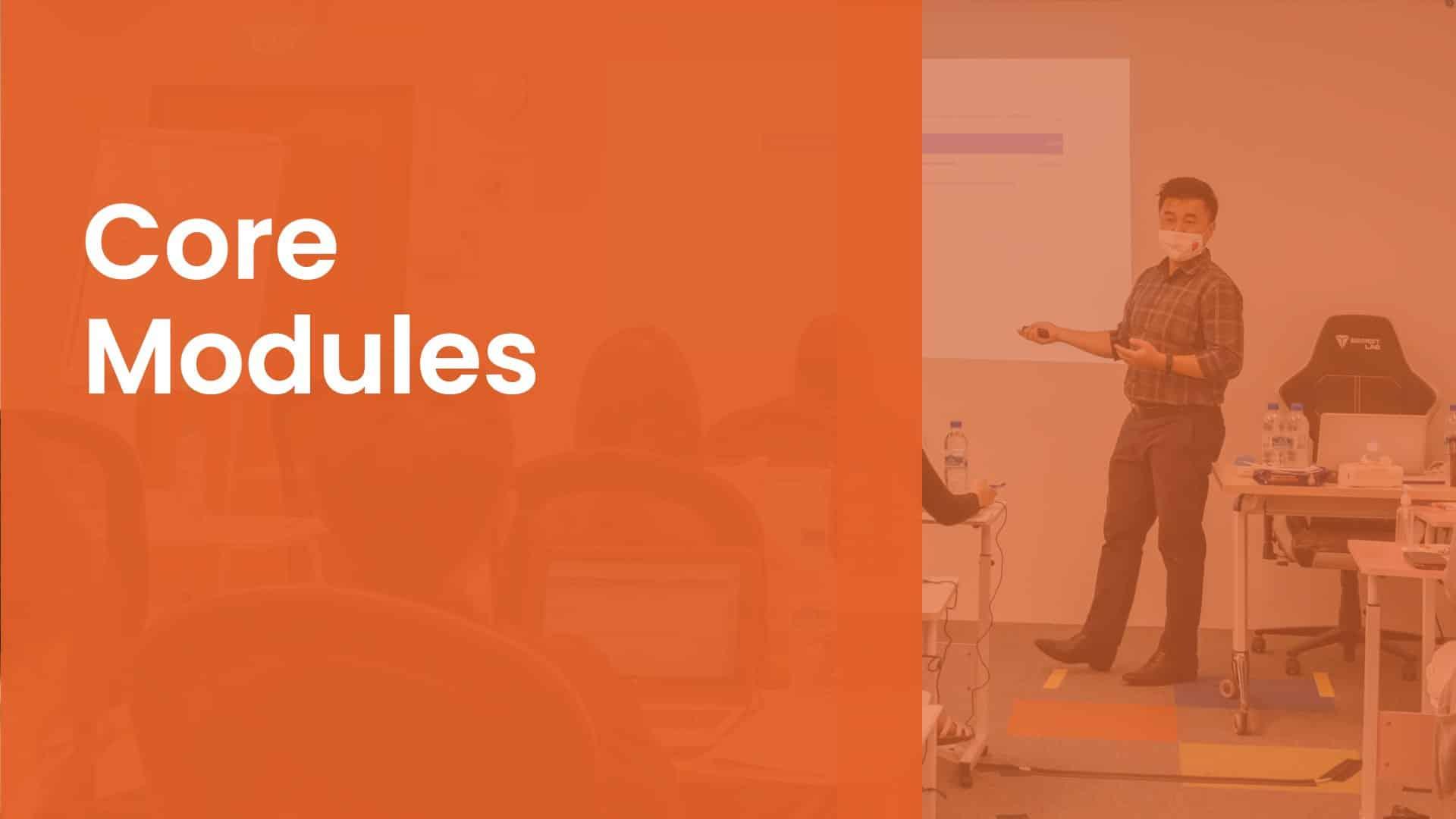 Digital Marketing Course Core Modules