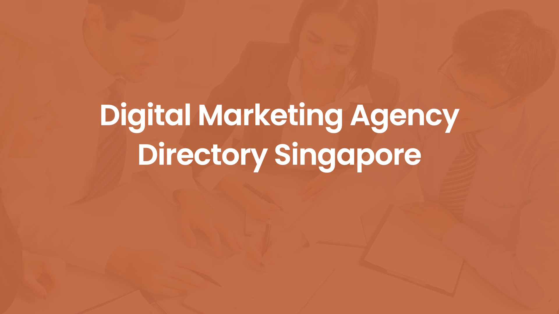 digital agency consulting