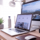 neat Digital Marketing workspace home office