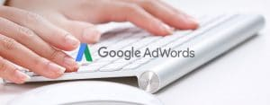 Doing Google AdWords on keyboard and with mouse