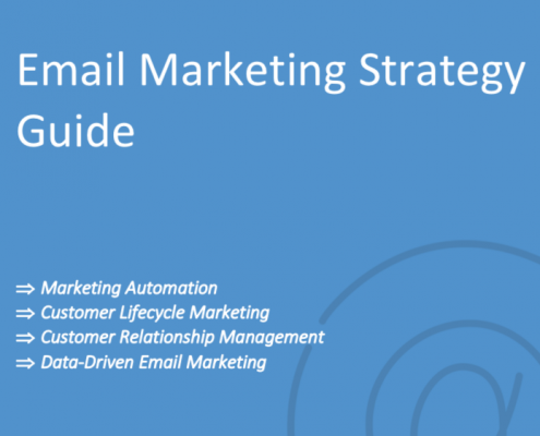 Email Marketing Strategy Guide Cover Image