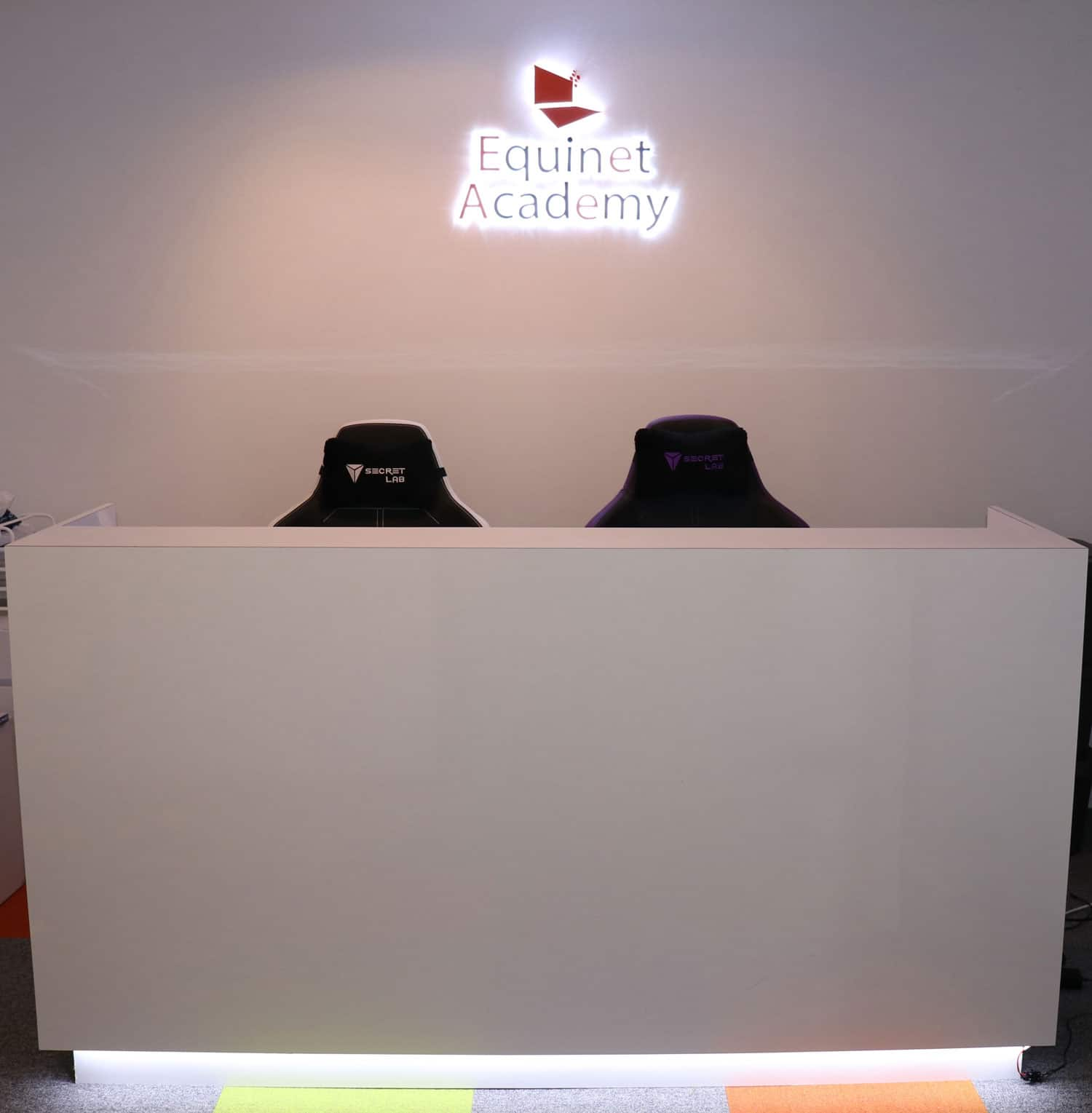 Reception/Front desk Equinet Academy