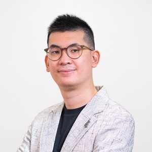 Social Media Strategy Trainer at Equinet Academy Gerald Chan