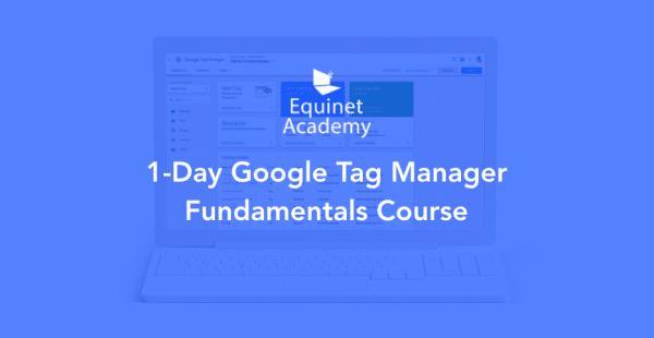 Google Tag Manager Workshop Cover Image