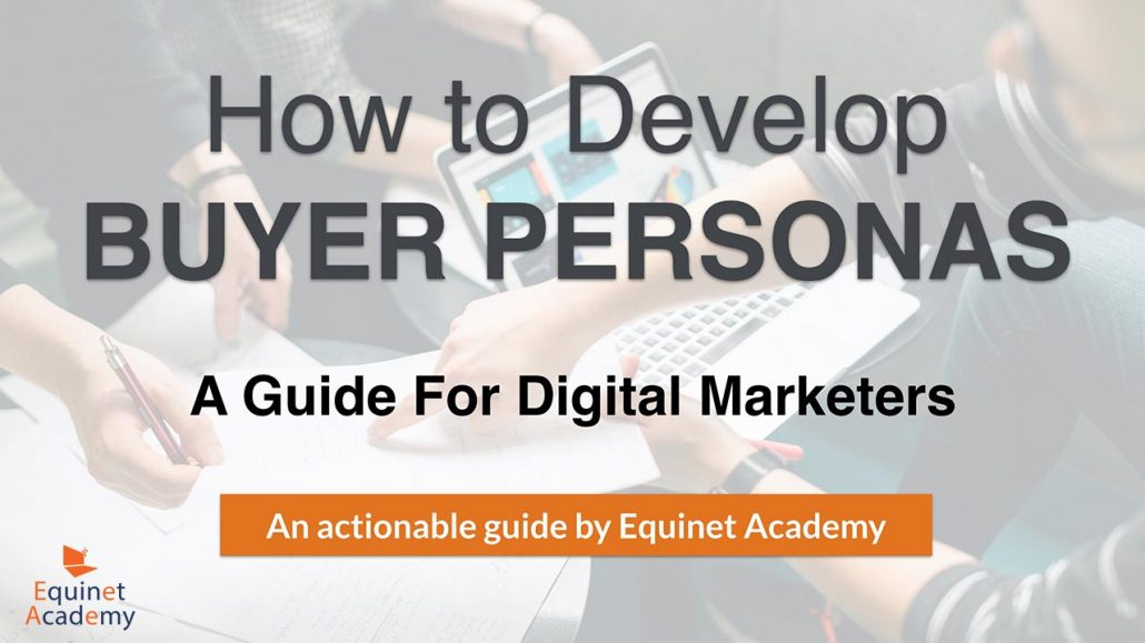 How to Develop Buyer Persona Ebook
