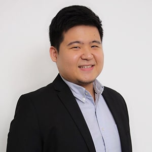 Google Ads Trainer Lin Xuanbin at Equinet Academy