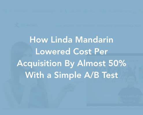 Linda Mandarin Digital Marketing Case Study