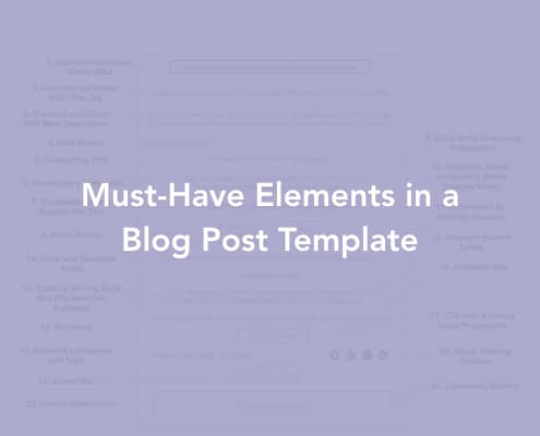 Must-Have Elements in a Blog Post Template.002