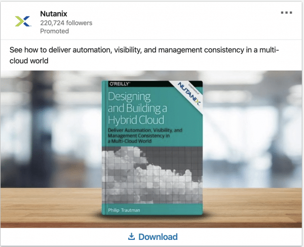 Nutanix ads on delivering automation, visibility and management consistancy
