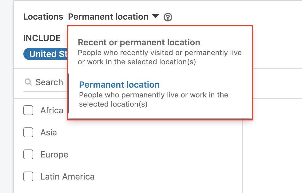 Permanent-vs-Recent-or-Permanent-Location