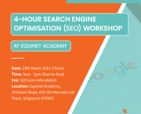 SEO Workshop - Learn how to Rank on Search Engine | Equinet Academy