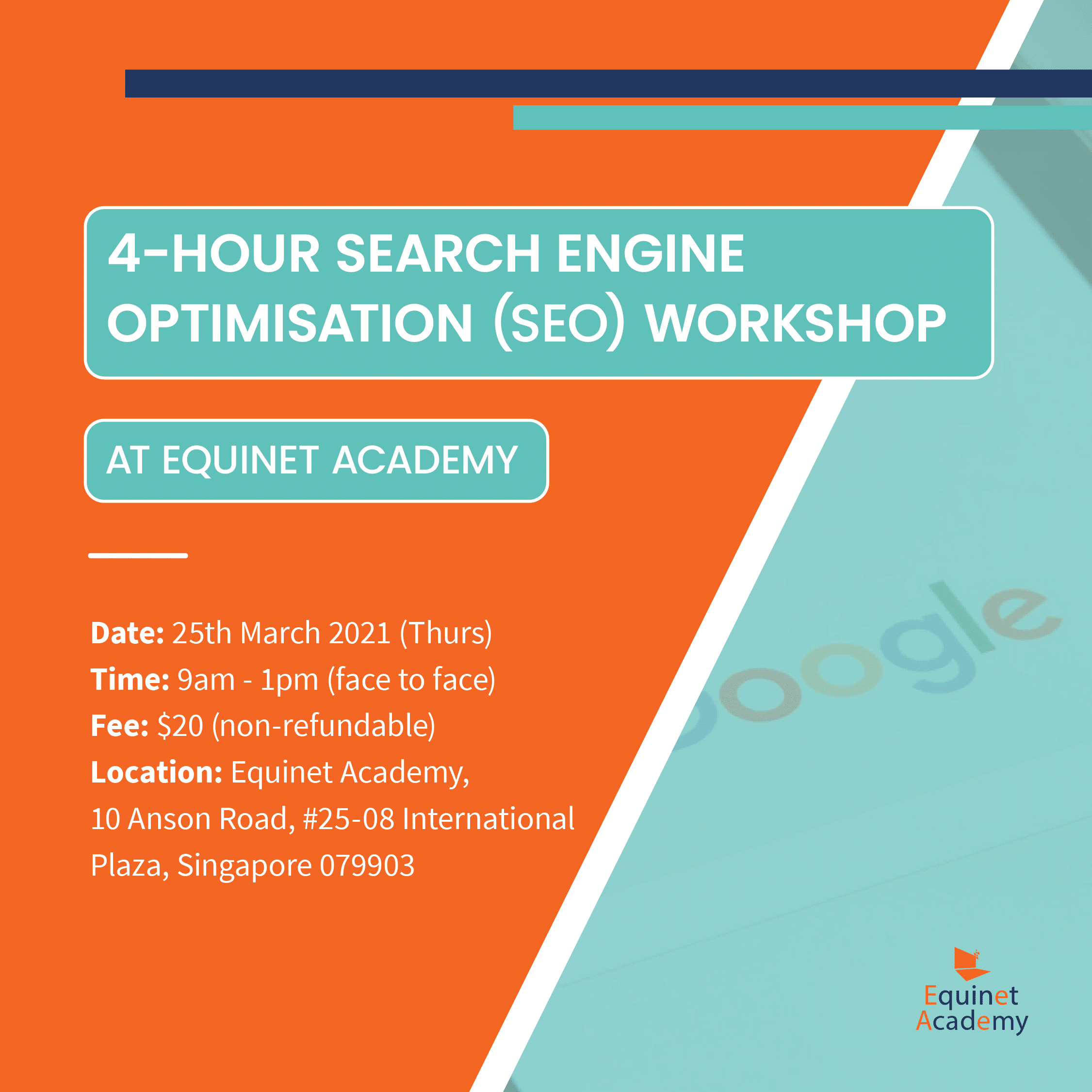 Introduction to SEO | How Websites Rank on Page #1 of Google Search Engine – Workshop