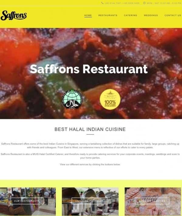 www.saffrons.com.sg