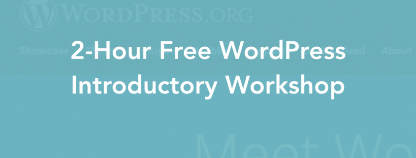 2-hour wordpress preview equinet academy