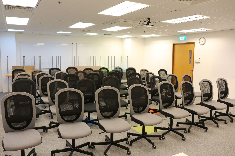 Seminar Room (Front View)