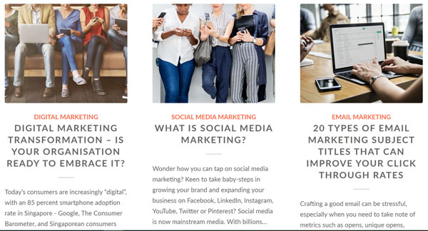 aggregation of digital marketing