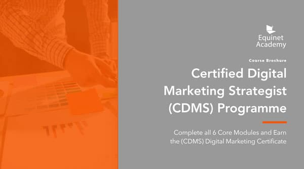 Certified Digital Marketing Strategist