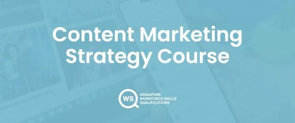 Content marketing strategy course cover