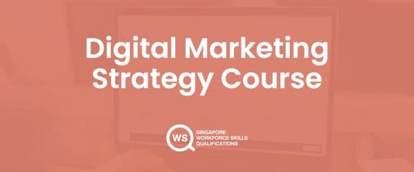 Digital marketing strategy course cover
