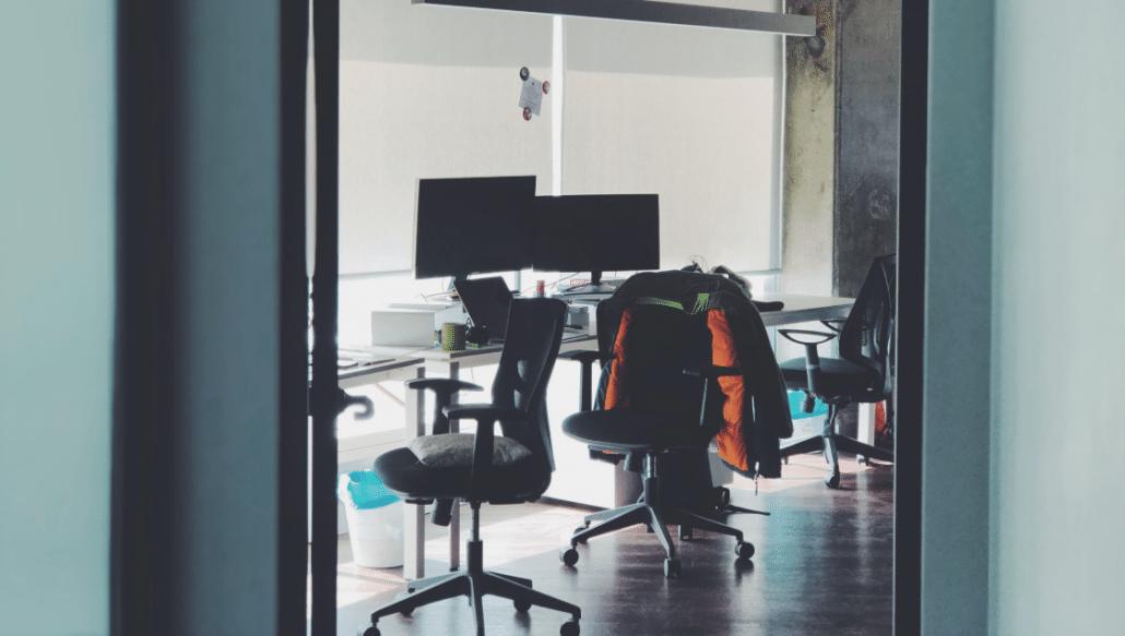 empty office