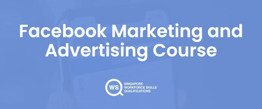 Facebook marketing and advertising course cover