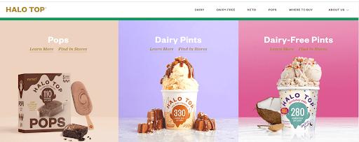 halo-top-website-that-showcases-similar-pastel-designs