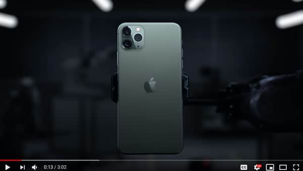 iphone 11 interactive video demo