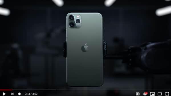 iphone 11 interactive video demo