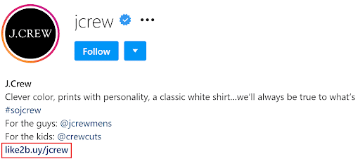 jcrew-invites-followers-to-shop-at-their-instagram-feed-in-their-bio