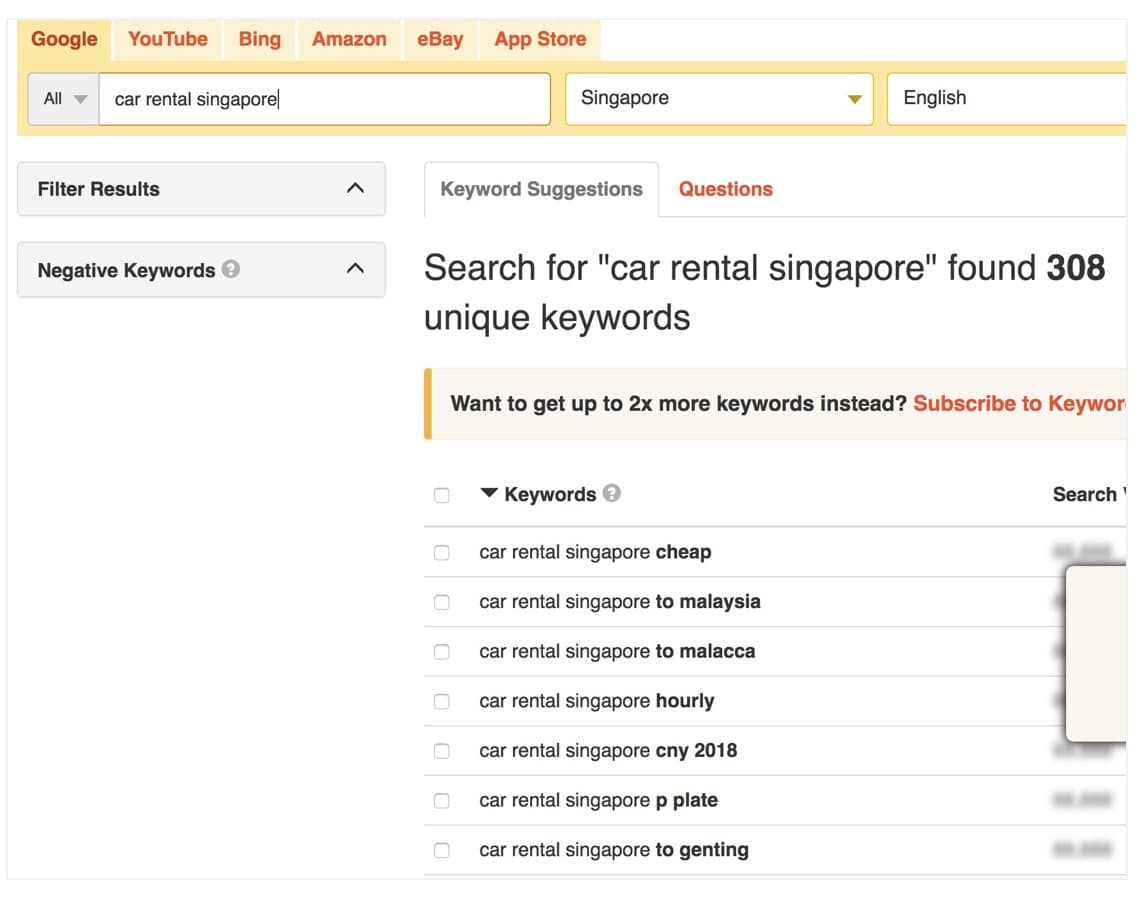 How to Conduct Keyword Research for SEO (A 4-Step Process)