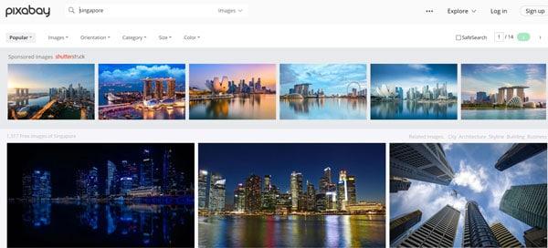 pixabay image portal