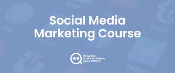 Social media marketing course cover